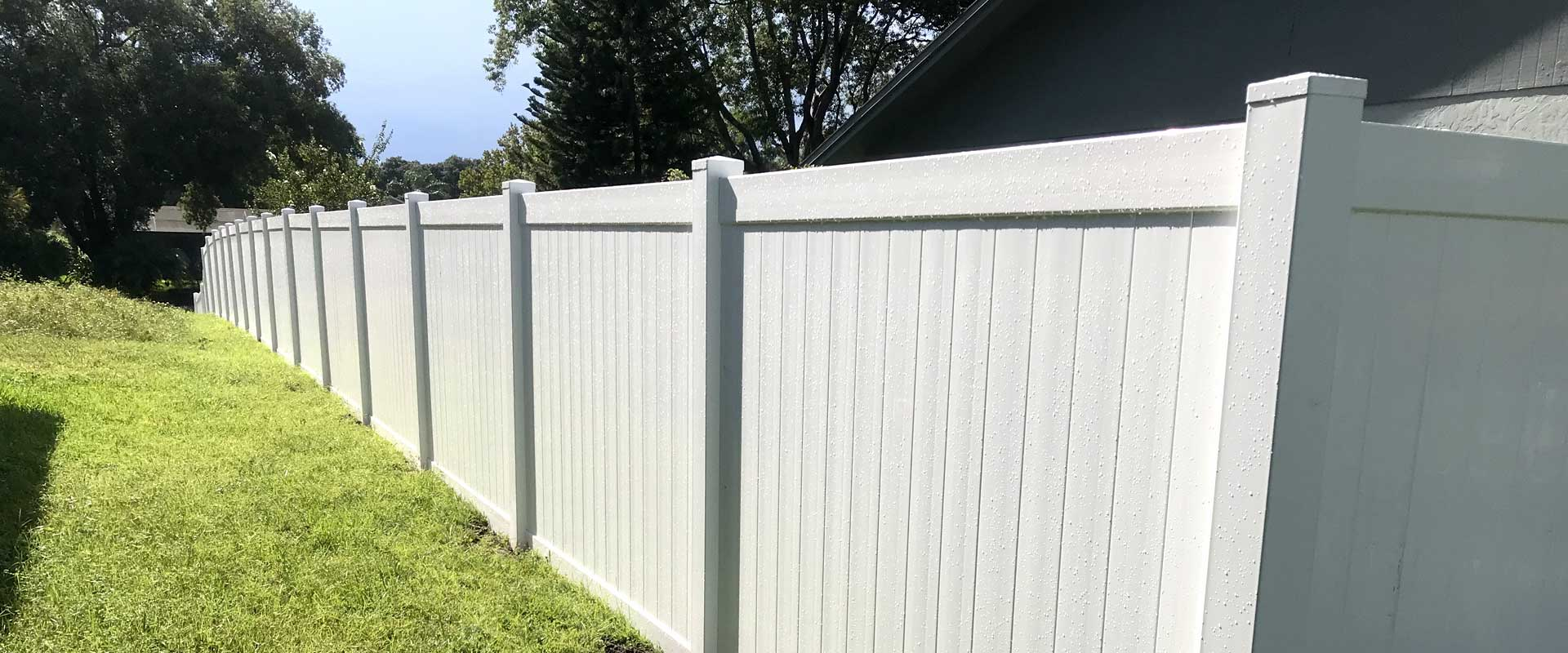 Fencing installation