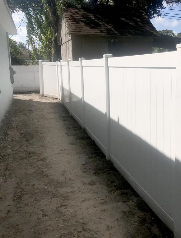 About In line Fencing
